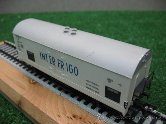 Trenes Escala: FLEISCHMANN H0 - INTERFRIGO - - Foto 4 - 23172169