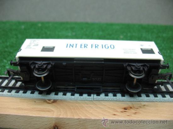 Trenes Escala: FLEISCHMANN H0 - INTERFRIGO - - Foto 6 - 23172169