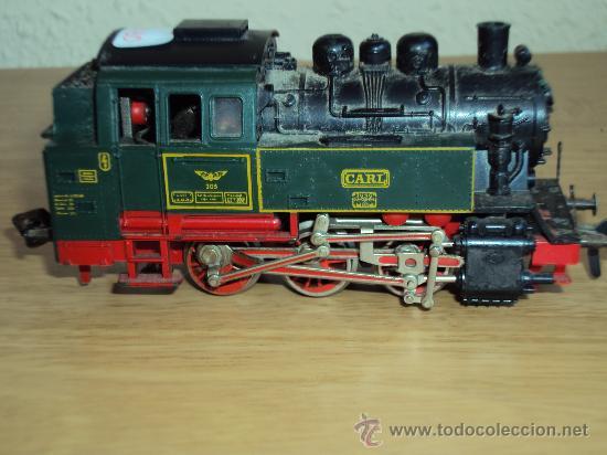 Trenes Escala: (TR-30)LOCOMOTORA FLESISCHMANN HO 12/419 - Foto 6 - 8033492