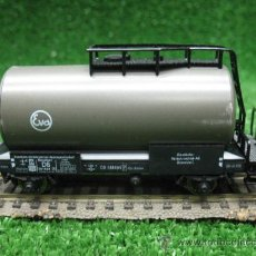 Trenes Escala: FLEISCHMANN REF:5408 -H0- VAGON DE MERCANCIAS DB - . Lote 25542830