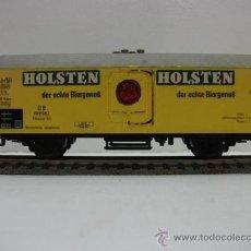 Trenes Escala: VAGON CERRADO HOLSEN FLEISCHMANN H0. Lote 27211807