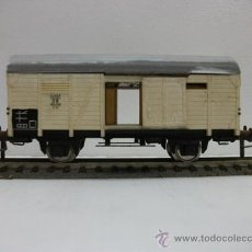 Trenes Escala: VAGON DE MERCANCIAS CERRADO DE LA DB FLEISCHMANN H0. Lote 27211925