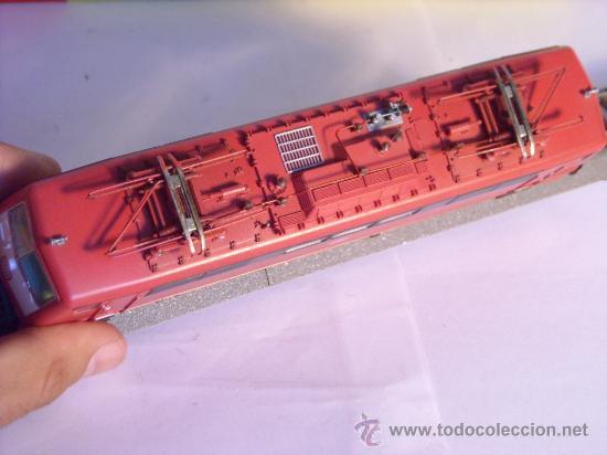 Trenes Escala: locomotora electrica escala 1/87 h0 Fleischmann 4347 BR 111 036-0 de la DB caja documentacion - Foto 11 - 32739338