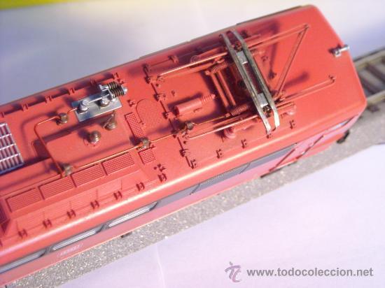 Trenes Escala: locomotora electrica escala 1/87 h0 Fleischmann 4347 BR 111 036-0 de la DB caja documentacion - Foto 14 - 32739338
