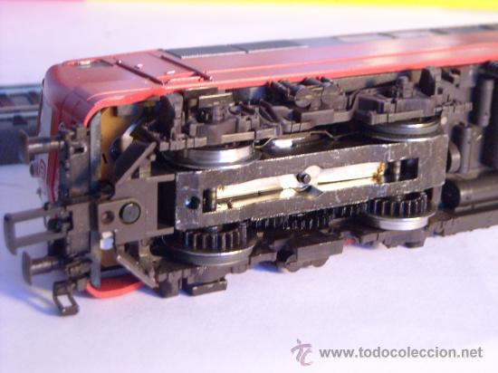 Trenes Escala: locomotora electrica escala 1/87 h0 Fleischmann 4347 BR 111 036-0 de la DB caja documentacion - Foto 16 - 32739338