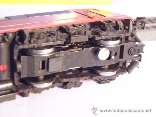 Trenes Escala: locomotora electrica escala 1/87 h0 Fleischmann 4347 BR 111 036-0 de la DB caja documentacion - Foto 17 - 32739338