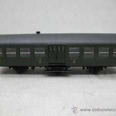 Trenes Escala: FLEISCHMANN - VAGÓN DE PASAJEROS DE LA SNCF - ESCALA H0. Lote 33331450