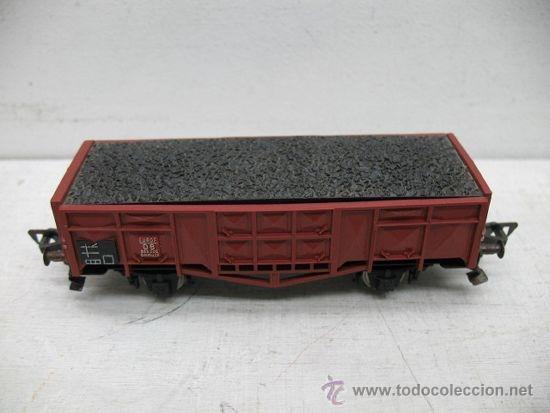 Trenes Escala: Fleischmann - Vagón de mercancías abierto de la DB - Escala H0 - Foto 2 - 33513663