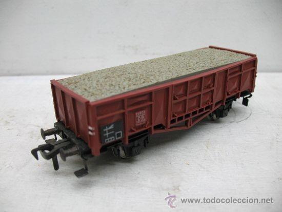 Trenes Escala: Fleischmann - Vagón de mercancías abierto de la DB - Escala H0 - Foto 3 - 33513696