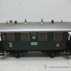 Trenes Escala: FLEISCHMANN - VAGÓN DE PASAJEROS Nº3 ANSBACH - ESCALA H0. Lote 34211087
