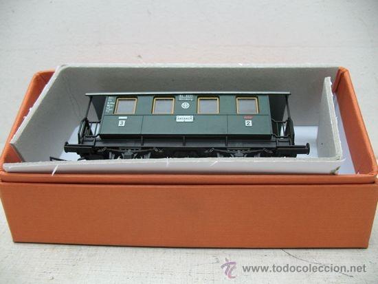 Trenes Escala: Fleischmann - Vagón de pasajeros nº3 Ansbach - Escala H0 - Foto 6 - 34211087