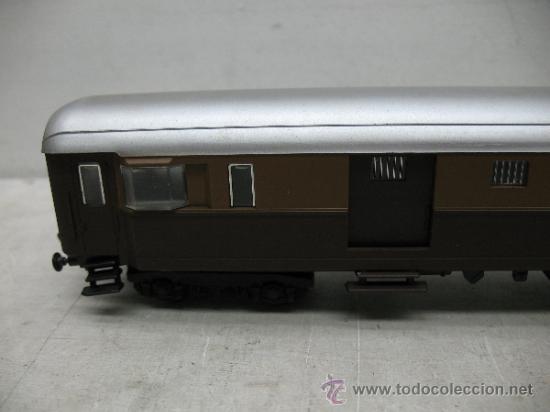 Trenes Escala: Fleischmann - Vagón o furgón de mercancías cerrado - Escala H0 - Foto 3 - 35777640