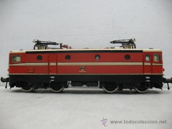 Trenes Escala: Fleischman -locomotora eléctrica de la OBB 10 43.04 -dc-esc ho - Foto 2 - 36235380