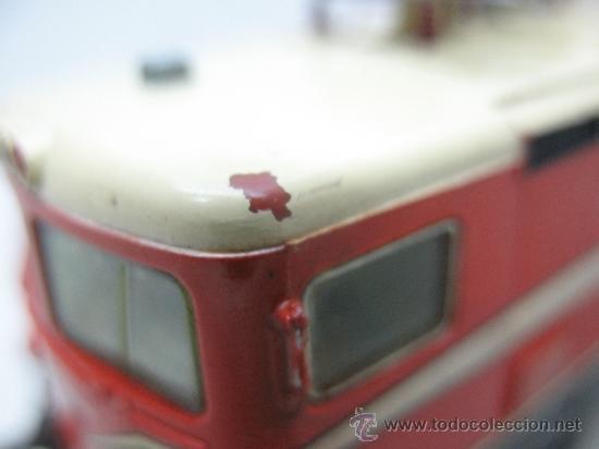 Trenes Escala: Fleischman -locomotora eléctrica de la OBB 10 43.04 -dc-esc ho - Foto 5 - 36235380