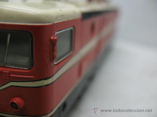 Trenes Escala: Fleischman -locomotora eléctrica de la OBB 10 43.04 -dc-esc ho - Foto 8 - 36235380