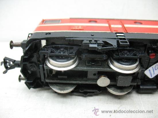 Trenes Escala: Fleischman -locomotora eléctrica de la OBB 10 43.04 -dc-esc ho - Foto 12 - 36235380