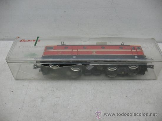 Trenes Escala: Fleischman -locomotora eléctrica de la OBB 10 43.04 -dc-esc ho - Foto 13 - 36235380
