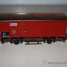 Trenes Escala: VAGON FLEISCHMANN HO WESTERN GERMANY. Lote 37236927