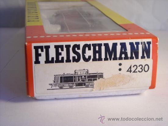 Trenes Escala: fleischmann escala h0 1/87 locomotora diesel BR 212 380 DB corriente continua - Foto 13 - 38075973