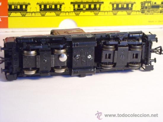 Trenes Escala: fleischmann escala h0 1/87 locomotora diesel BR 212 380 DB corriente continua - Foto 10 - 38075973