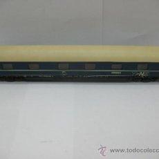 Trenes Escala: FLEISCHMANN - COCHE DE PASAJEROS DE LA DB TEN TRANS EURO NACHT - ESCALA H0. Lote 39202455