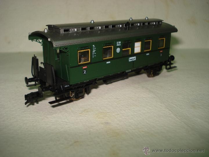 Trenes Escala: Coche de 3ª Clase de la Antigua DR en Escala *H0* Ref. 5069 de FLEISCHMANN - Foto 2 - 39595019
