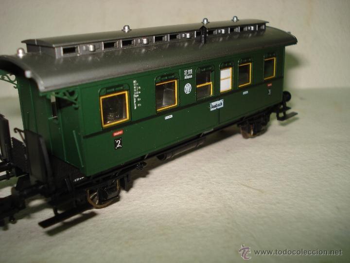 Trenes Escala: Coche de 3ª Clase de la Antigua DR en Escala *H0* Ref. 5069 de FLEISCHMANN - Foto 4 - 39595019
