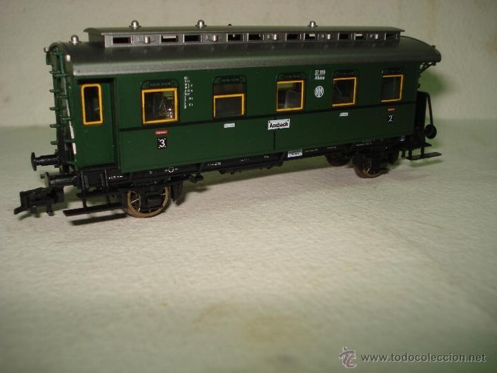 Trenes Escala: Coche de 3ª Clase de la Antigua DR en Escala *H0* Ref. 5069 de FLEISCHMANN - Foto 6 - 39595019