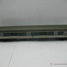 Trenes Escala: FLEISCHMANN - VAGÓN DE MERCANCÍAS CERRADO DE LA DB 518095-70010-6 - ESCALA H0. Lote 39745603