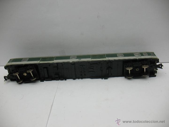 Trenes Escala: Fleischmann - Vagón de mercancías cerrado de la DB 518095-70010-6 - Escala H0 - Foto 7 - 39745603