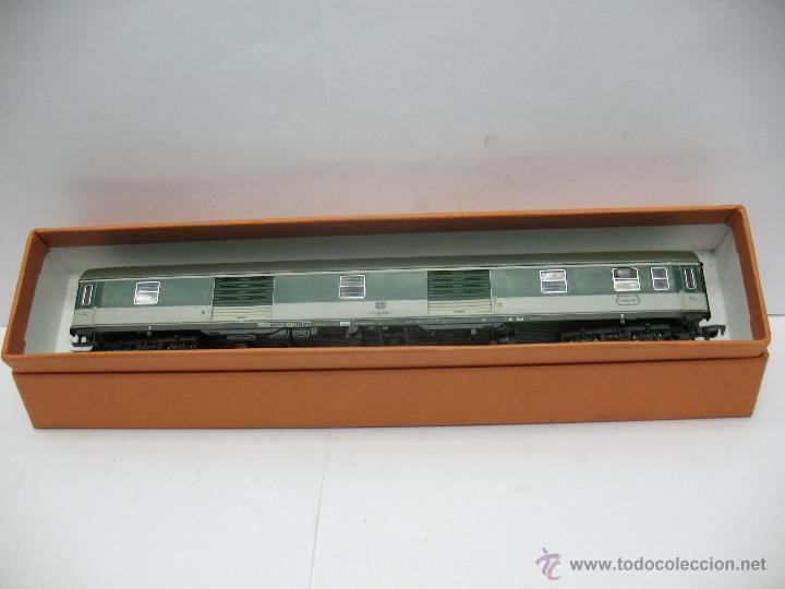 Trenes Escala: Fleischmann - Vagón de mercancías cerrado de la DB 518095-70010-6 - Escala H0 - Foto 9 - 39745603