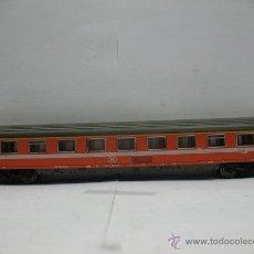 Trenes Escala: FLEISCHMANN-COCHE DE PASAJEROS 1ªCLASE , 61 88 19-70 609-3- ESCALA H0. Lote 39820154