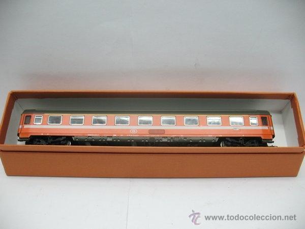 Trenes Escala: Fleischmann-coche de pasajeros 1ªclase , 61 88 19-70 609-3- Escala H0 - Foto 10 - 39820154