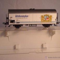 Trenes Escala: FLEISCHMANN ESCALA H0 1:87 REF 5329 VAGON CERVECERO NUEVO. Lote 40477903
