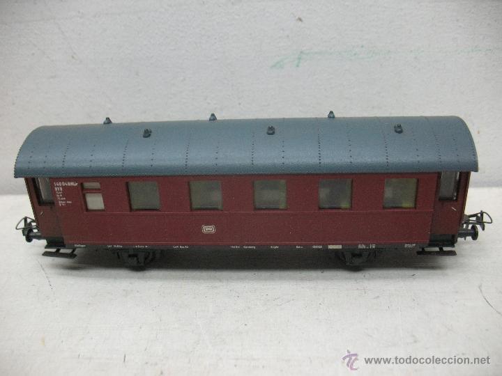 FLEISCHMANN - COCHE DE PASAJEROS DE LA DB 140 048 - ESCALA H0 (Juguetes - Trenes Escala H0 - Fleischmann H0)