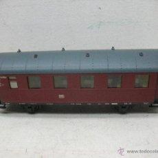 Trenes Escala: FLEISCHMANN - COCHE DE PASAJEROS DE LA DB 140 048 - ESCALA H0. Lote 40629136