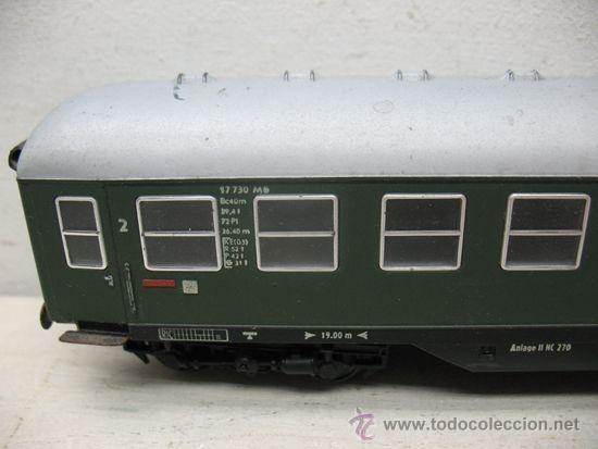 Trenes Escala: Fleischmann - Coche de pasajeros de la DB 17730 - Escala H0 - Foto 2 - 41542292