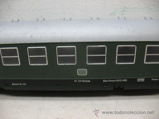 Trenes Escala: Fleischmann - Coche de pasajeros de la DB 17730 - Escala H0 - Foto 3 - 41542292