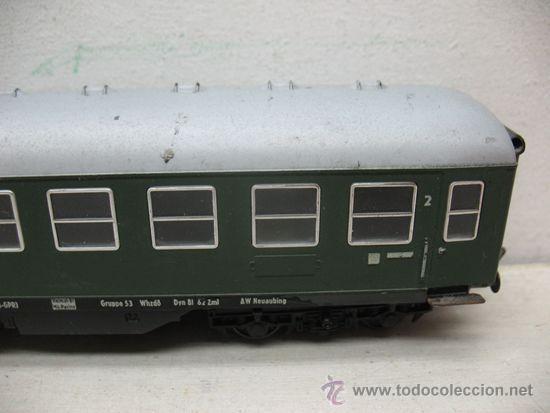 Trenes Escala: Fleischmann - Coche de pasajeros de la DB 17730 - Escala H0 - Foto 4 - 41542292