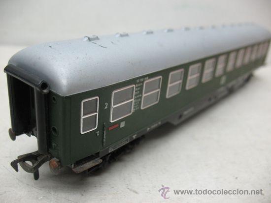 Trenes Escala: Fleischmann - Coche de pasajeros de la DB 17730 - Escala H0 - Foto 5 - 41542292