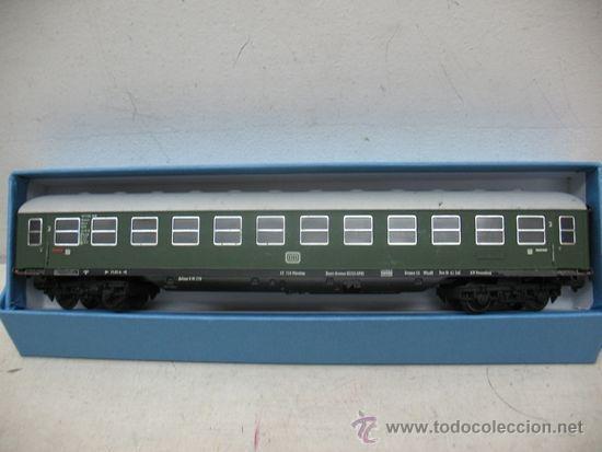 Trenes Escala: Fleischmann - Coche de pasajeros de la DB 17730 - Escala H0 - Foto 11 - 41542292