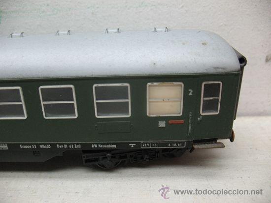 Trenes Escala: Fleischmann - Coche de pasajeros de la DB 17730 - Escala H0 - Foto 4 - 41542318