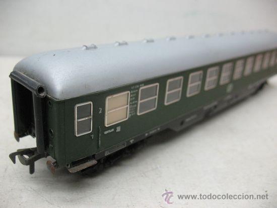 Trenes Escala: Fleischmann - Coche de pasajeros de la DB 17730 - Escala H0 - Foto 5 - 41542318