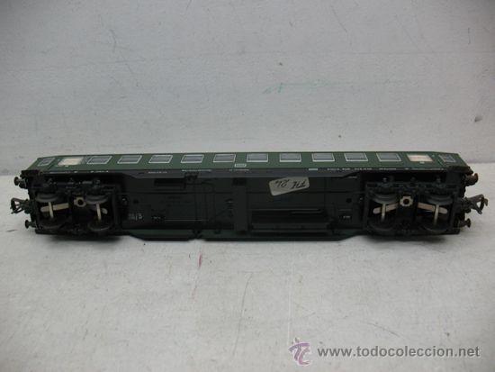 Trenes Escala: Fleischmann - Coche de pasajeros de la DB 17730 - Escala H0 - Foto 7 - 41542318