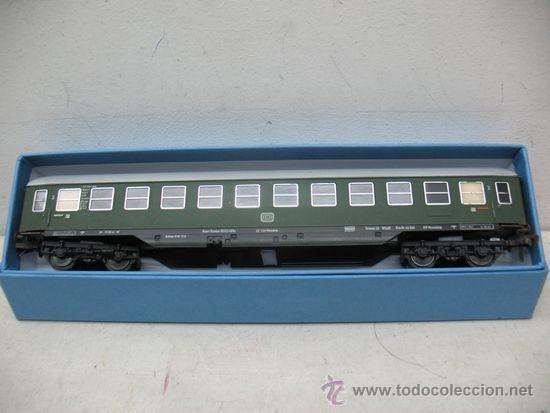Trenes Escala: Fleischmann - Coche de pasajeros de la DB 17730 - Escala H0 - Foto 9 - 41542318