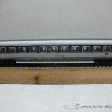 Trenes Escala: FLEISCHMANN COCCHE DE PASAJEROS 2ª CLASE DE LA DB,ESCALA HO. Lote 42095386