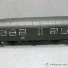 Trenes Escala: FLEISCHMANN - ANTIGUO COCHE DE VIAJEROS 2 DE LA BD - ESCALA H0. Lote 42170511