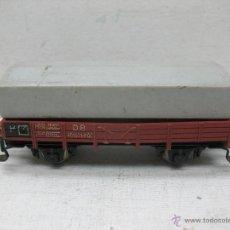 Trenes Escala: FLEISCHMANN - VAGÓN DE MERCANCÍAS DE LA DB - ESCALA H0. Lote 42249044