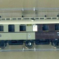 Trenes Escala: FLEISCHMANN 5896 - COCHE VIAJEROS KPEV 2429 - PRUSIA ALEMANIA - TREN FERROCARRIL. Lote 43589663