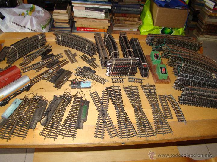 Trenes Escala: Gran lote de accesorios tren - Foto 2 - 44317227